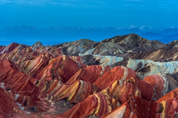 Zangye Danxia China